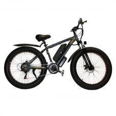 """Велосипед 26"""" Akez 750 W Внешний аккумулятор"""