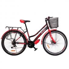 """Велосипед 24"""" Arise Cherry Red"""