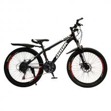 """Велосипед 24"""" Dook black"""
