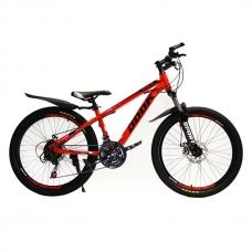 """Велосипед 24"""" Dook red"""