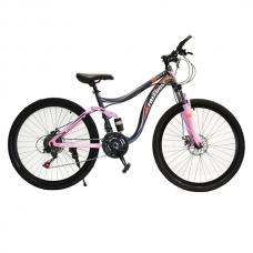 "Велосипед 26"" Freedom розовый"
