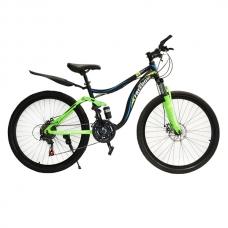 """Велосипед 26"""" Freedom Зеленый"""