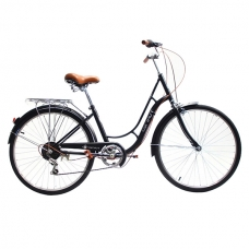 "Велосипед 24"" Ginavt-24 black"