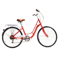 """Велосипед 24"""" Ginavt-24 Red"""