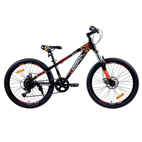 Велосипед 24″ Aist Krakken Bones