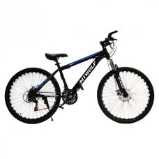 """Велосипед 26"""" MTWOLF черный+синий"""