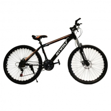 """Велосипед 26"""" MTWOLF черный+оранжевый"""