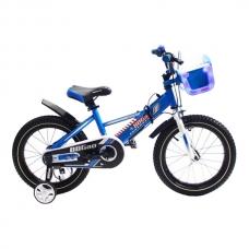 """Детский велосипед 16"""" 4-6 лет BBGAO 16 Синий"""