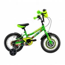 """Детский велосипед 14"""" 2-4 лет DHS 1403 Зеленый"""