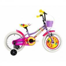 """Детский велосипед 16"""" 4-6 лет DHS Daisy 1602"""