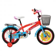 """Детский велосипед 16"""" 4-6 лет Arise Disney 16 Red"""