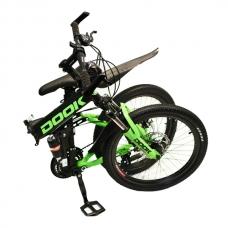 Детский велосипед 6-9 лет Dook Складной 20 Зеленый