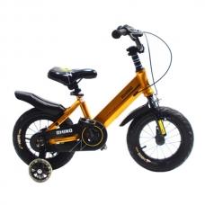 "Детский велосипед 12"" 2-4 лет Rhino 12 Gold"