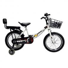 Детский велосипед 6-9 лет YouBeiWZ 16 Белый