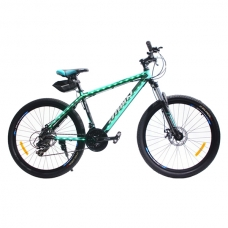 Велосипед Admn-26 Green LED