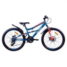 "Велосипед 24"" Aist Avatar Junior Disk"