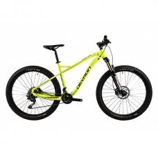 "Велосипед 27.5"" Devron Zerga 1.7 green"