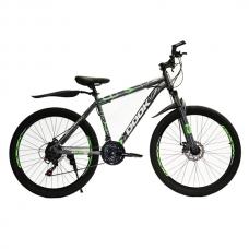 Велосипед Dook 27,5 зеленая