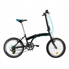 "Велосипед 20"" DHS 2095 black"