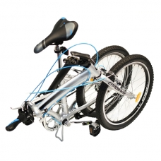"Велосипед 20"" DHS 2095 gray"