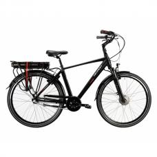 "Велосипед 26"" E-bike Devron 28125 Black"