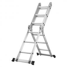 Лестница шарнирная Villager 4x3