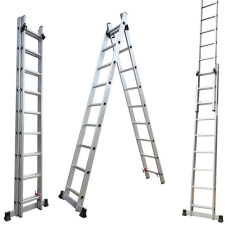 Лестница 254 см, из 2 секций WORKer 2x6