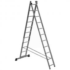 Лестница 534 см, из 2 секций WORKer 2x11