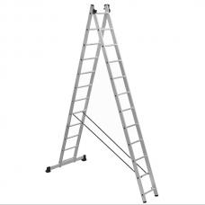 Лестница 590 см, из 2 секций WORKer 2x12