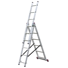 Лестница 338 см, из 3 секций WORKer 3x6