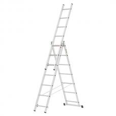 Лестница 422 см, из 3 секций WORKer 3x7