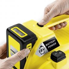 WD 1 Compact Battery Set Пылесос хозяйственный Karcher