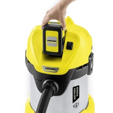 WD 3 Battery Premium Set Пылесос хозяйственный Karcher