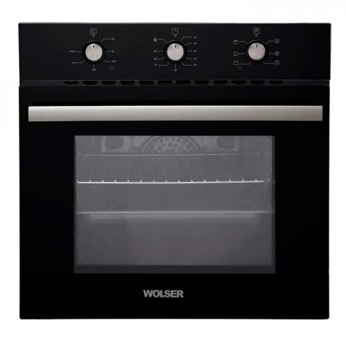Встраиваемый электрический духовой шкаф Wolser WL- F 67 M Black