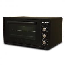 Электрическая печь Wolser WL-45 ML Black TF