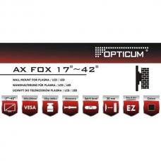 "Настенные кронштейны AX FOX 17""-42"""