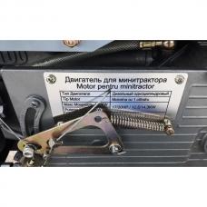 Минитрактор 20 л.с. Buivol X90E BST200