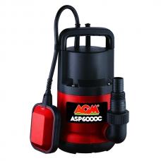 Дренажный насос 0.25 кВт AGM ASP 6000 C