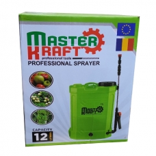 Опрыскиватель аккумуляторный Master Kraft 12 л