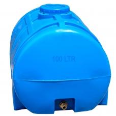 Емкость 100 л с штуцером ½ 70x46x45