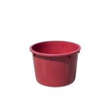 Кадка для вина 220л красная