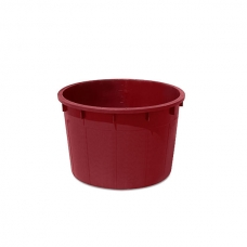 Кадка для вина 280л красная