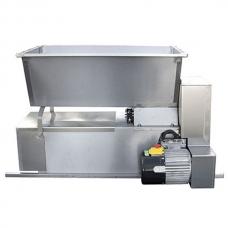 Дробилка для винограда электрическая Grifo Eno 15 M Total Inox