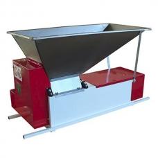 Дробилка для винограда электрическая Enoitalia Eno 3M (Inox)