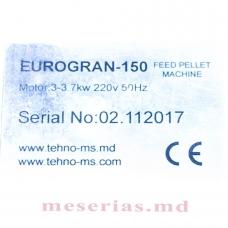 Гранулятор EuroGran 150