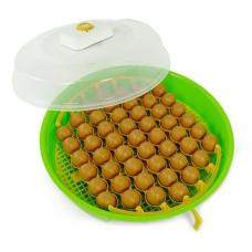 Инкубатор 70 яиц Puisor Exotic IO-203