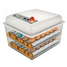 Инкубатор автоматический 120 яиц MS-120
