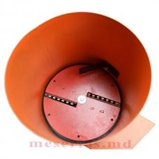 Корморезка дисковая, 300 кг/час 'Бочка'
