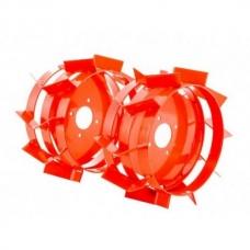 Металлические колеса для мотоблока Aerobs 3.5-6