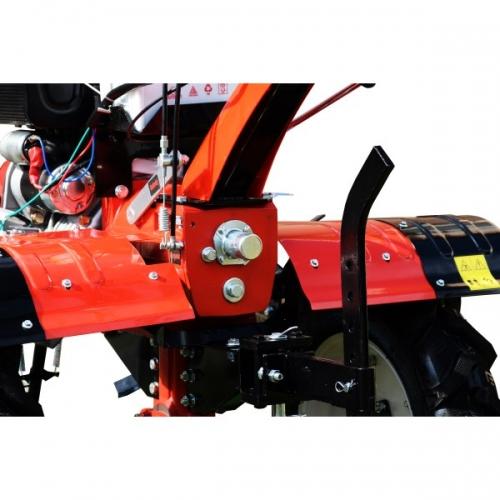 Мотоблок 7 л.с. HWASDAN HSD1G-105E, дизель, редуктор